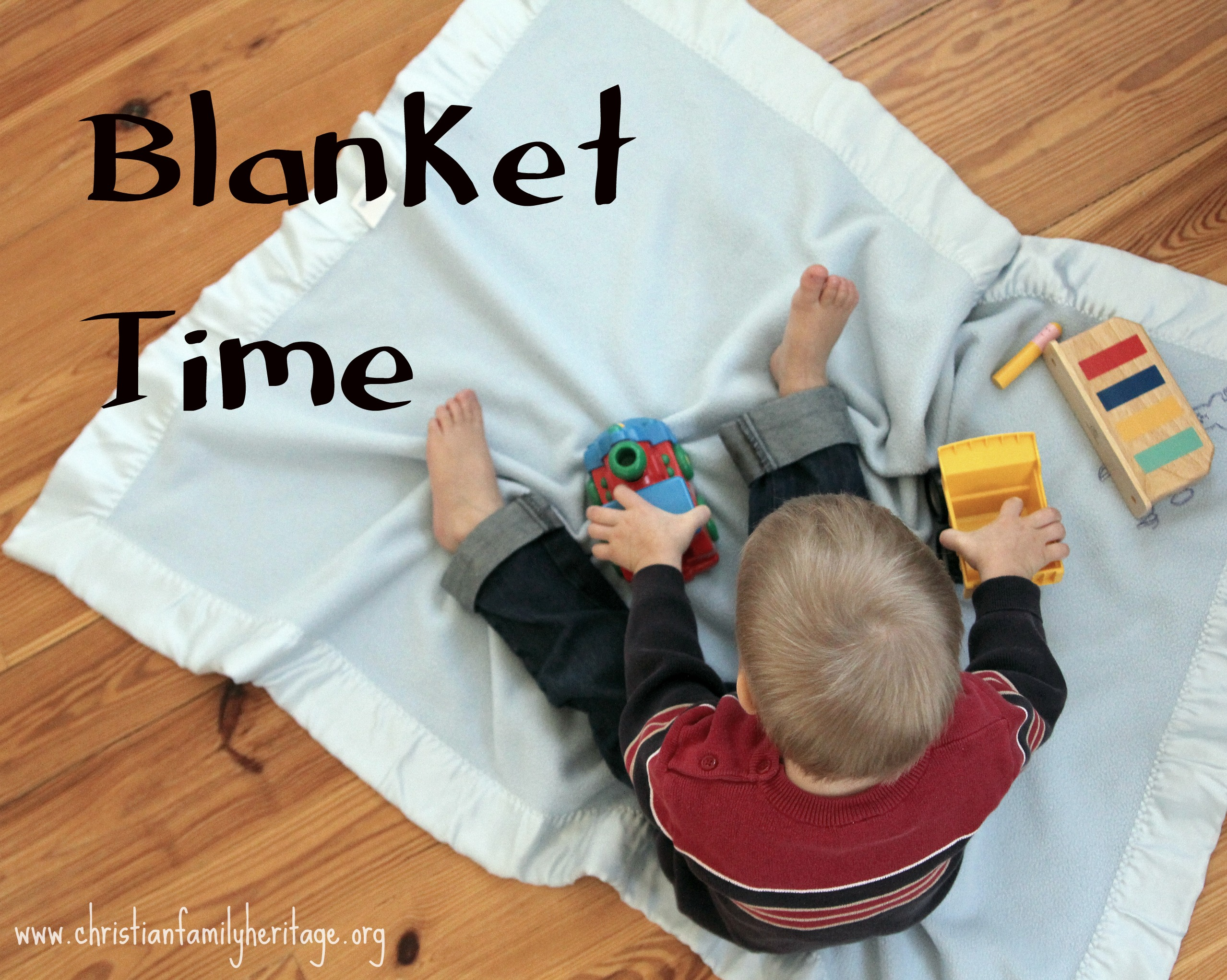 blanket time basics christian family heritage. Black Bedroom Furniture Sets. Home Design Ideas