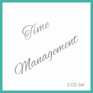 Time Management – 2 CD Set