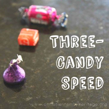 3 Candy Speed