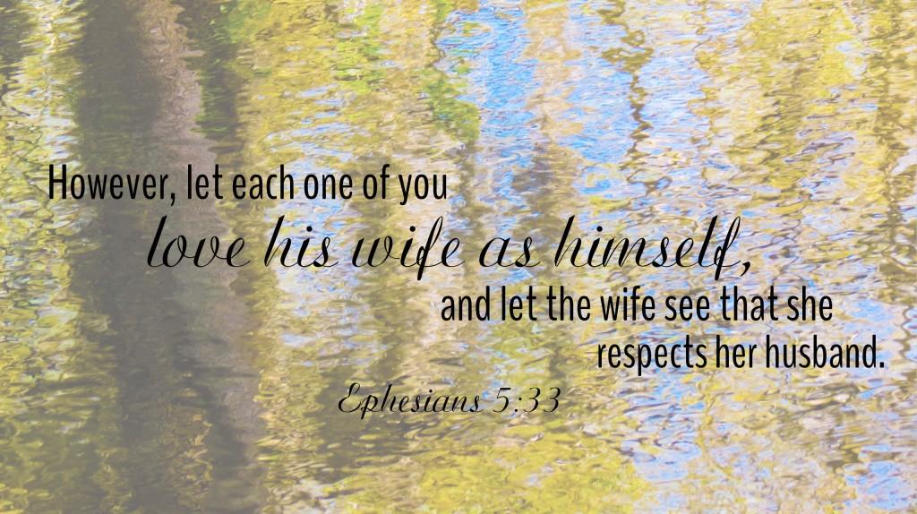 Ephesians 5_33