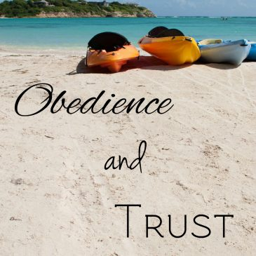 Twin Virtues: Obedience and Trust