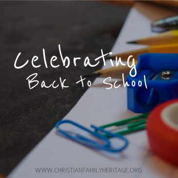 Gratitude – Back to School 2015