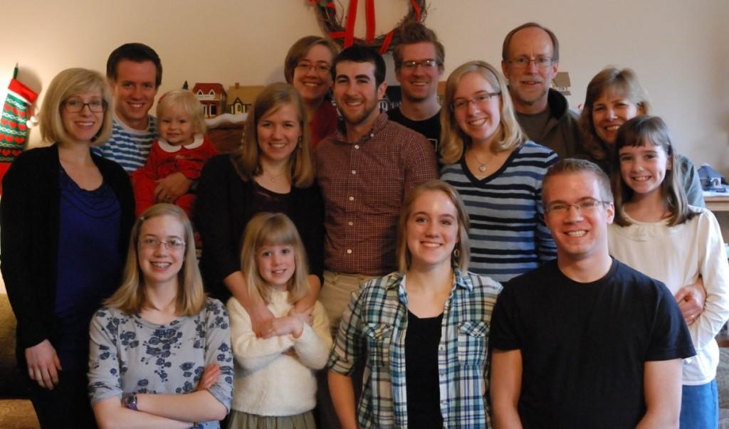 VanderHaeven Family