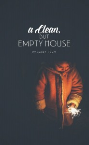 a clean but empty house