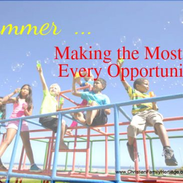 Summer 2016: Making the Most of Every Opportunity by Jamie Wyse
