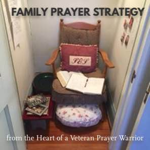 Family Prayer Strategy