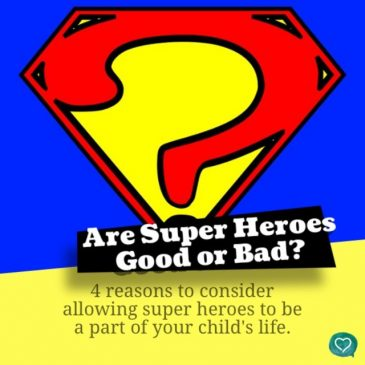 Are Super Heroes Good or Bad?