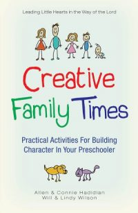 Creative Family Times Book