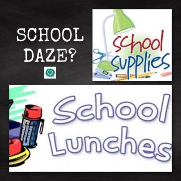 School Daze?
