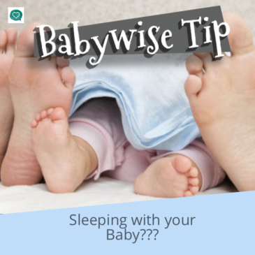 Babywise Tips – Sleeping with your Baby