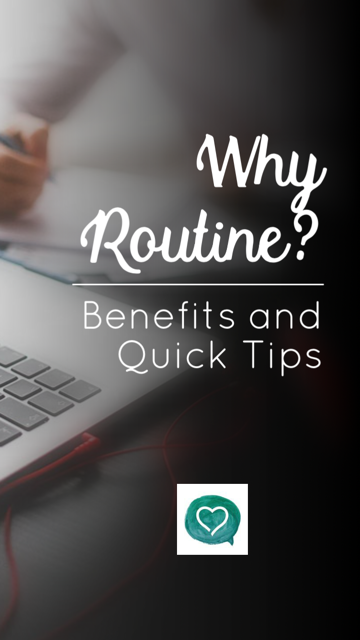 Why Routine?