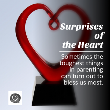 Surprises of the Heart