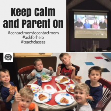 Keep Calm and Parent On!