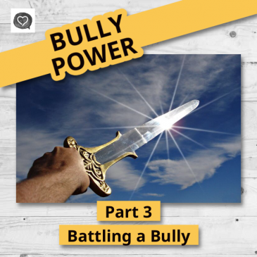 Bully Power ~ Battling A Bully