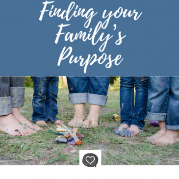 Finding Your Family's Purpose