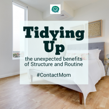 Tidying Up – the Unexpected Benefits of Structure and Routine