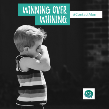 Winning over Whining!