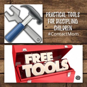 Practical Tools for Discipling Children