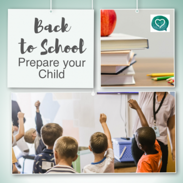 Back to School – Preparing your Child